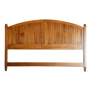 Ethan Allen Country Colors Maple King/Cal King Headboard