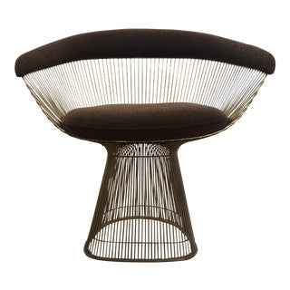 Warren Platner for Knoll Armchair For Sale