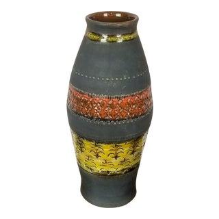 1950s Mid-Century Modern Raymor Aldo Londi for Bitossi Vase