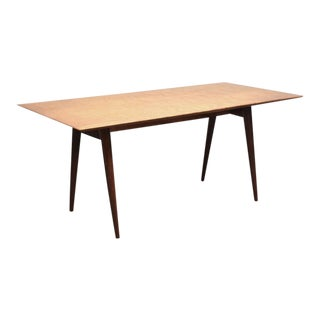 Jens Risom for Knoll Dining Mid Century Table For Sale