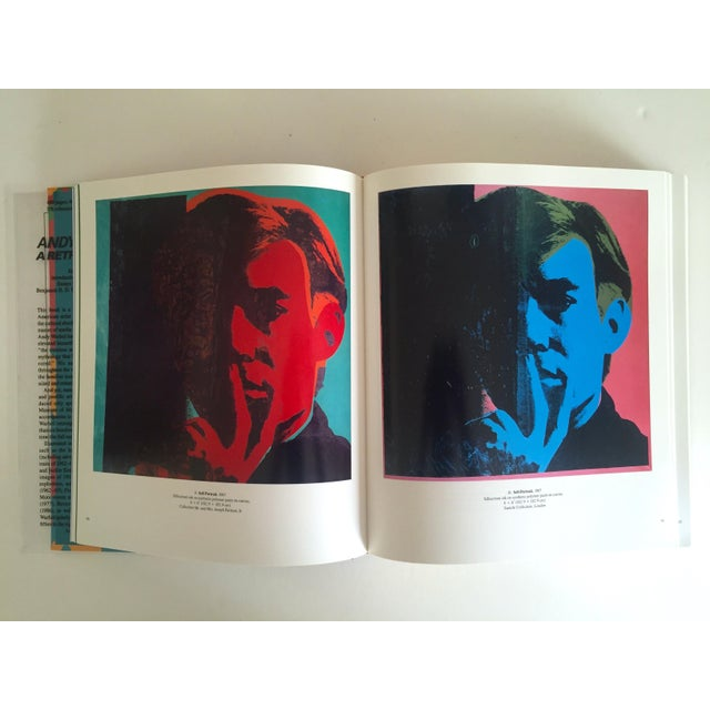 """Andy Warhol a Retrospective"" Rare 1st Edition 1989 MoMA Exhbtn Collector's Art Book For Sale - Image 10 of 11"
