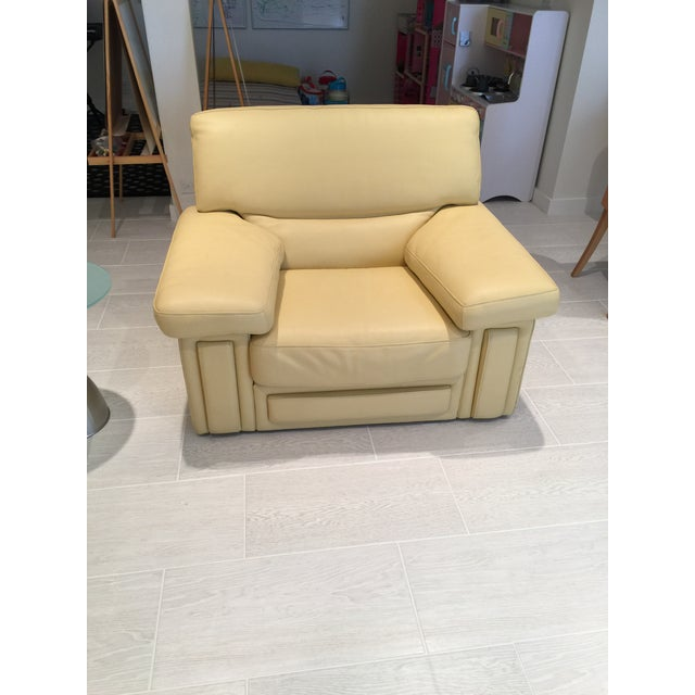 Moving and must sell. Both chairs are in perfect condition and are very comfortable. Ottoman and sofa sold separately, but...