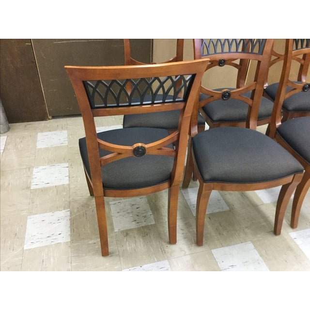 Century Furniture Capuan Biedermeier Chairs - Image 5 of 5