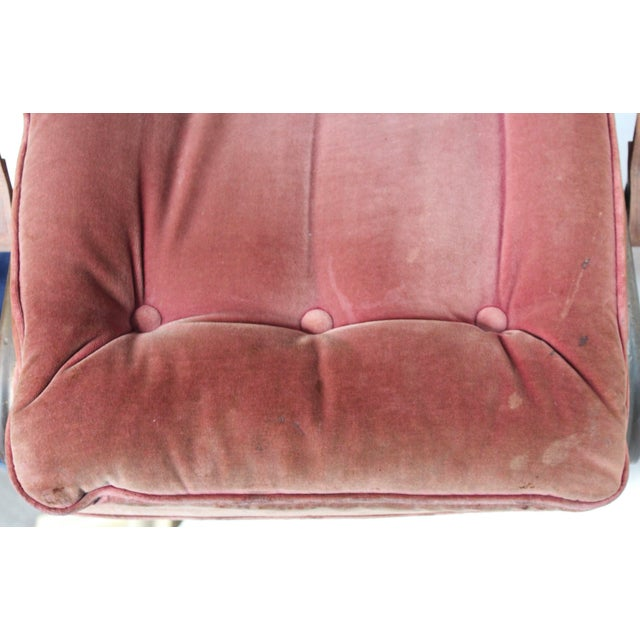 Vintage Campaign Chair For Sale - Image 9 of 10