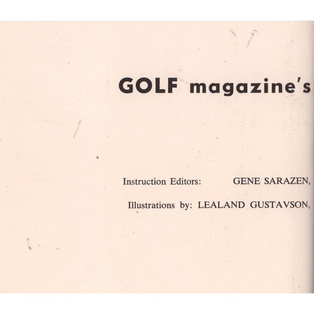 Golf Magazine's Winning Pointers from the Pros For Sale - Image 4 of 6