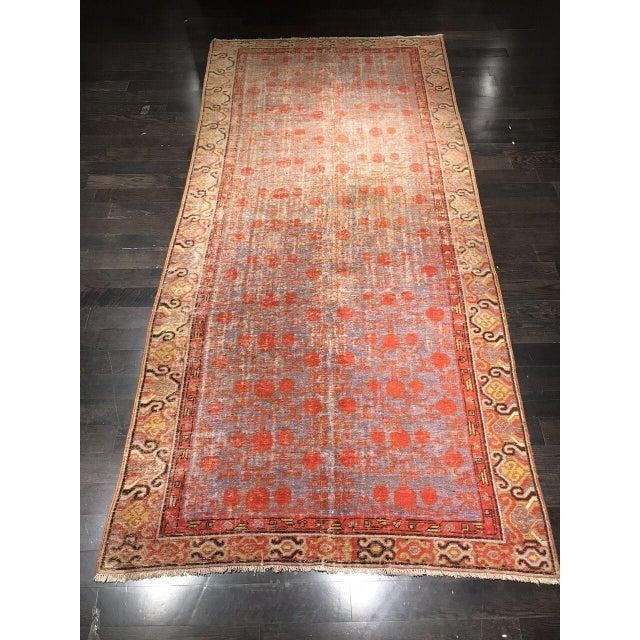 """Bellwether Rugs Antique Kotan """"Maya"""" Rug - 12'4"""" X 5'8"""" For Sale - Image 5 of 5"""