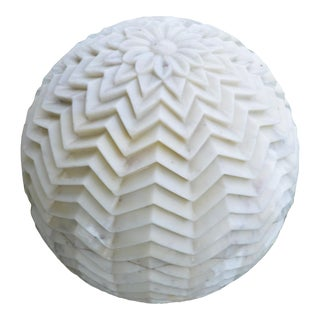 Lehariya Cone Globe Lamp For Sale
