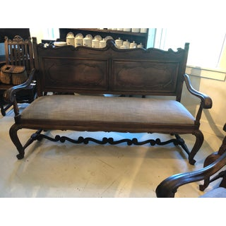 1900s Vintage French Antique Armchairs & Settee- Set of 5 Preview