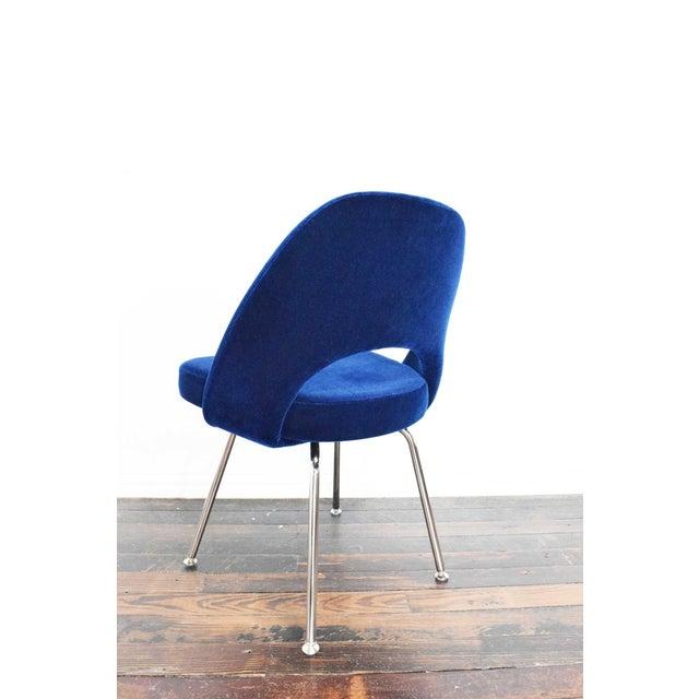 Knoll Eero Saarinen Armless Executive Chair For Sale In Dallas - Image 6 of 12