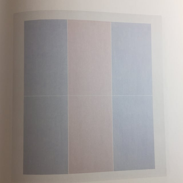 Agnes Martin Coffee Table Book For Sale - Image 10 of 13