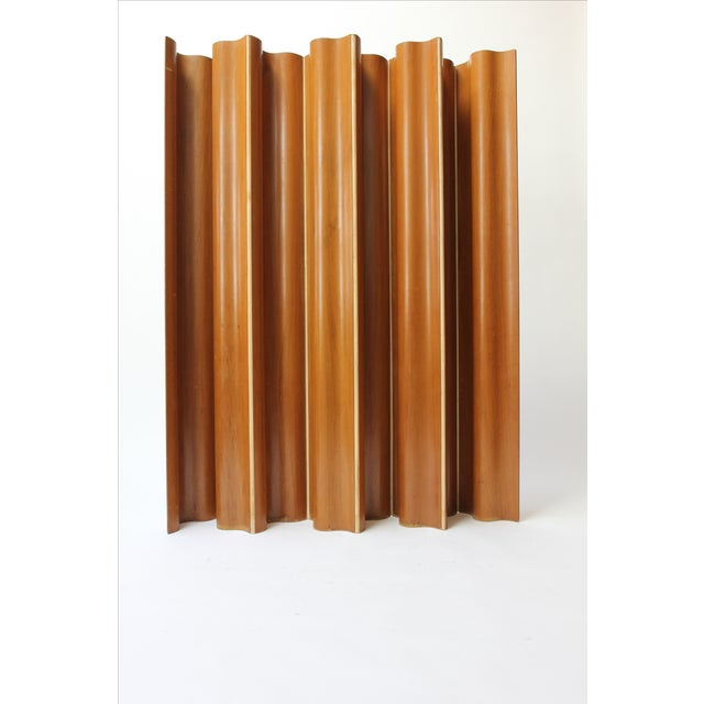 Eames Folding Plywood Screen - Image 2 of 11