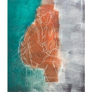 Sounds of Silence Print by Jacklyn Friedman