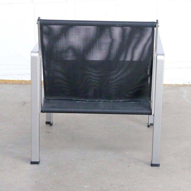 Giuseppe Raimondi Design Modern Aluminum Cube Chairs For Sale - Image 9 of 13