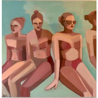 "Hayley Mitchell ""July Swim"" For Sale"