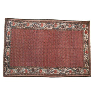 "Vintage Malayer Carpet - 5'8"" X 8'5"""