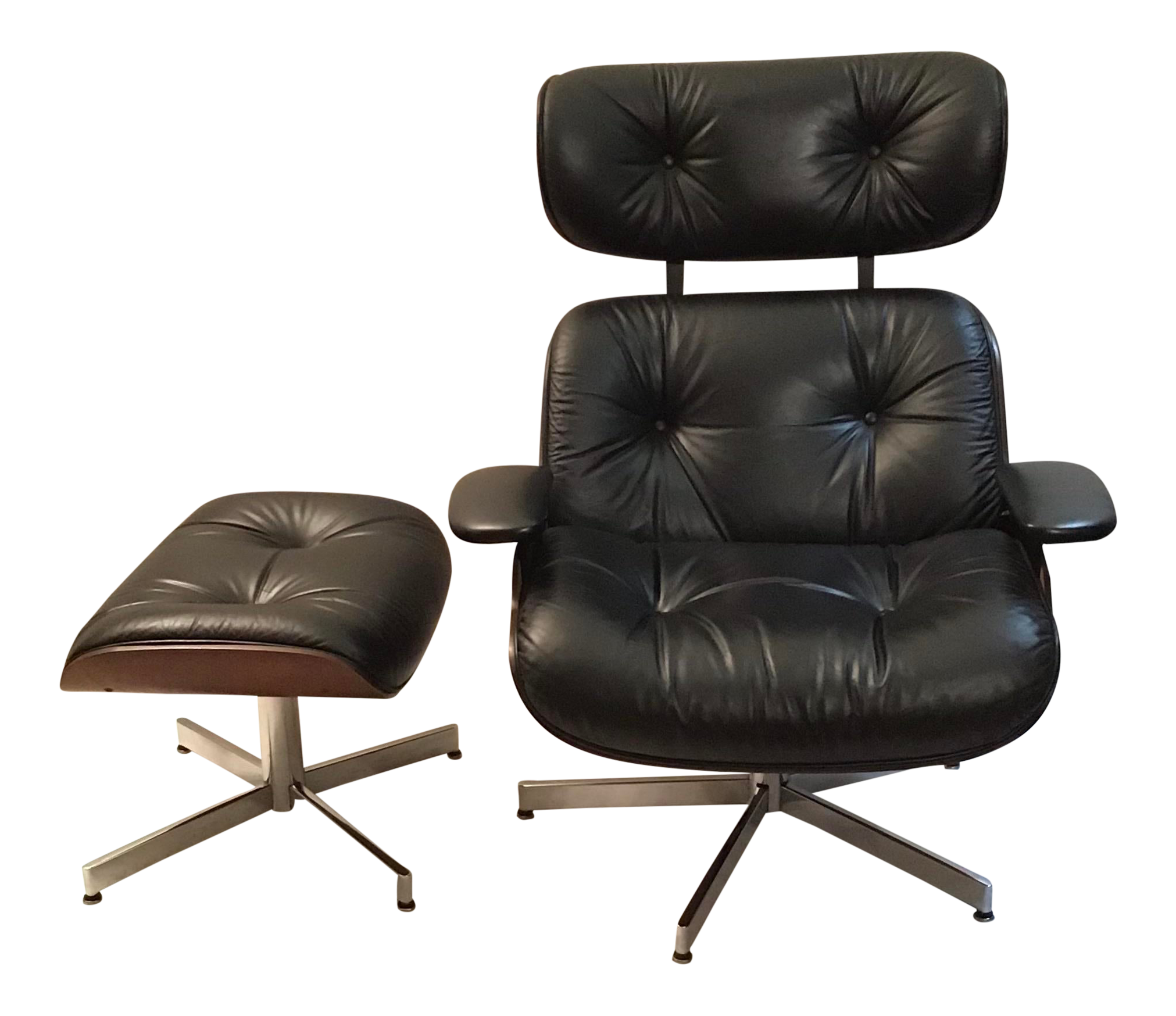 Surprising Gently Used Eames Furniture Up To 60 Off At Chairish Ncnpc Chair Design For Home Ncnpcorg