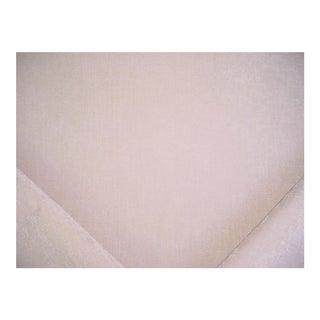 Kravet Smart 33981 Cream Strie Chenille Upholstery Fabric - 12y For Sale