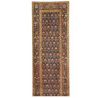 Exceptional Antique Early 19th Century Persian Joshegan Runner For Sale