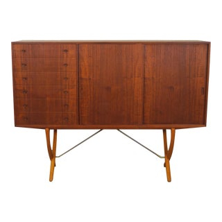"""Sabre"" Credenza by Hans J. Wegner For Sale"