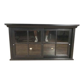 Pottery Barn Contemporary 'Garrett' TV Stand