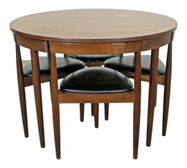 Image Of Mid Century Modern Dining Sets
