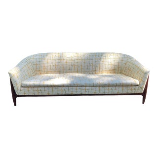 Mid Century Sofa Attributed to Nanna Ditzel For Sale