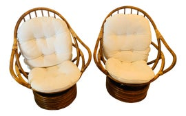 Image of Coastal Rocking Chairs