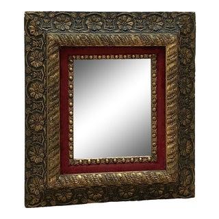 Antique Hand Carved Giltwood Frame For Sale