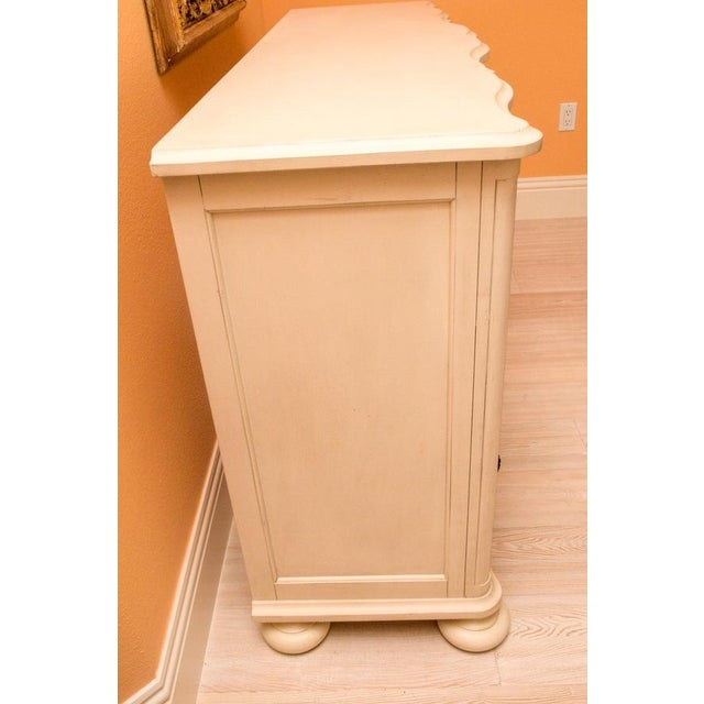 "Paula Deen ""River House"" White Dresser - Image 9 of 10"