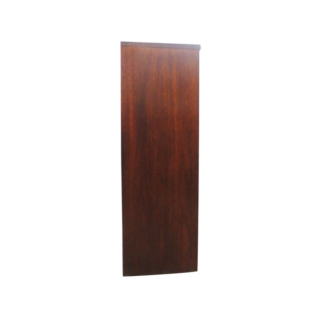 Inlaid Mahogany Bookcase - Image 3 of 5