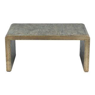 Sarreid LTD Galileo Coffee Table For Sale