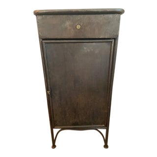 Antique French Medicine Chest For Sale