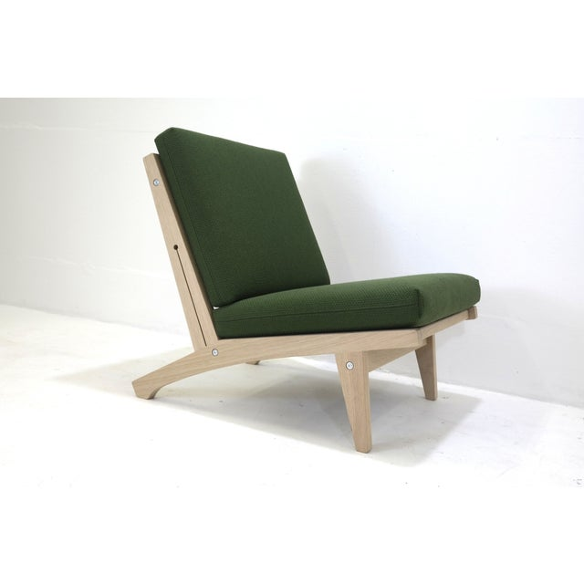 Hans Wegner Mid-Century Modern Chair GE-370 - Image 6 of 11