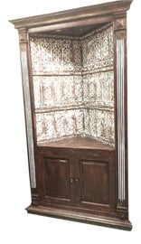 Image of Rustic Wall Cabinets