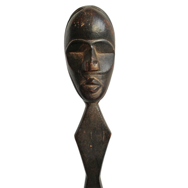 African Dan Greese Spoon For Sale - Image 3 of 5