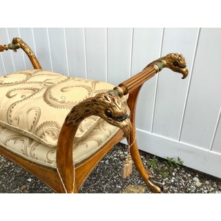 Empire Style Bench or Curule Tabouret Preview