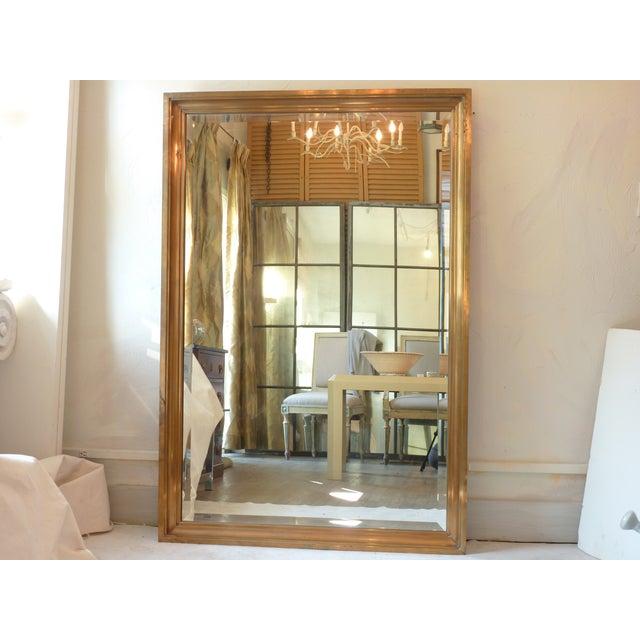 Modern Bras Bistro Mirror - Image 2 of 4