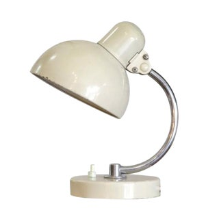 Kaiser iDell Model 6722 Table Lamp, 1930s For Sale