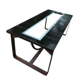 Andrea Dopaso for Goodart & Badart Dining Table For Sale