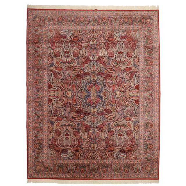Rugsindallas Chinese Persian Design Hand Knotted Wool Rug 10 13