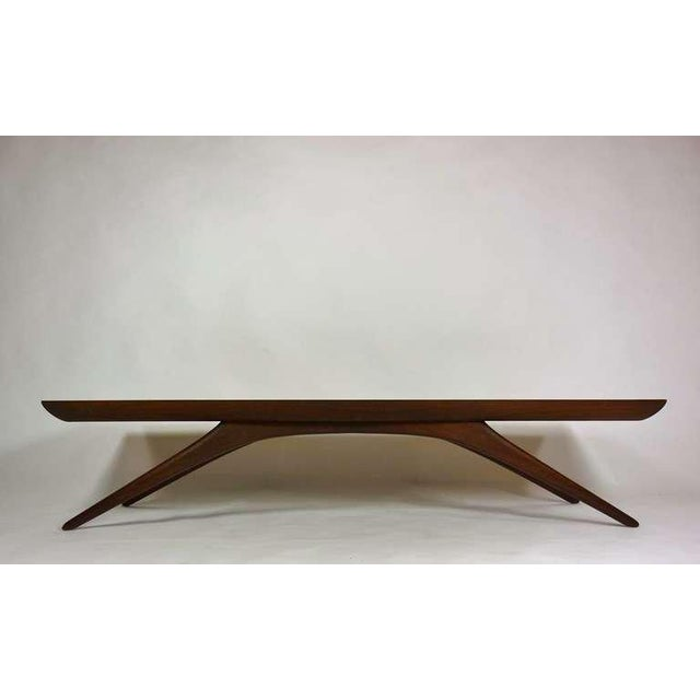 Mid-Century Modern Vladimir Kagan Coffee Table For Sale - Image 3 of 6
