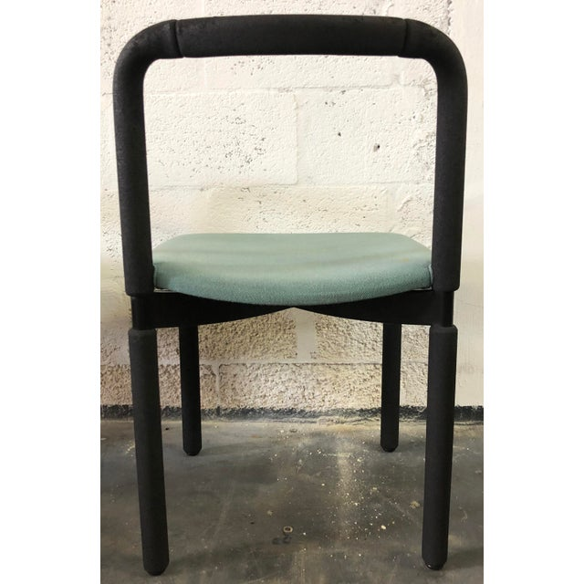 Metal Set of 6 Chairs by Metropolitan For Sale - Image 7 of 9