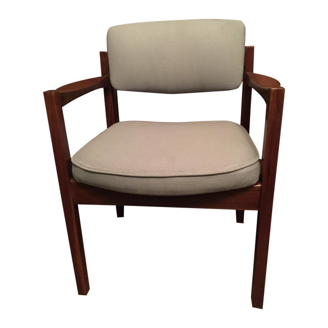 Danish Modern Armchairs - A Pair - Image 1 of 5