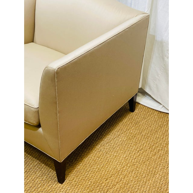 2010s Club Chair by Baker Furniture For Sale - Image 5 of 11