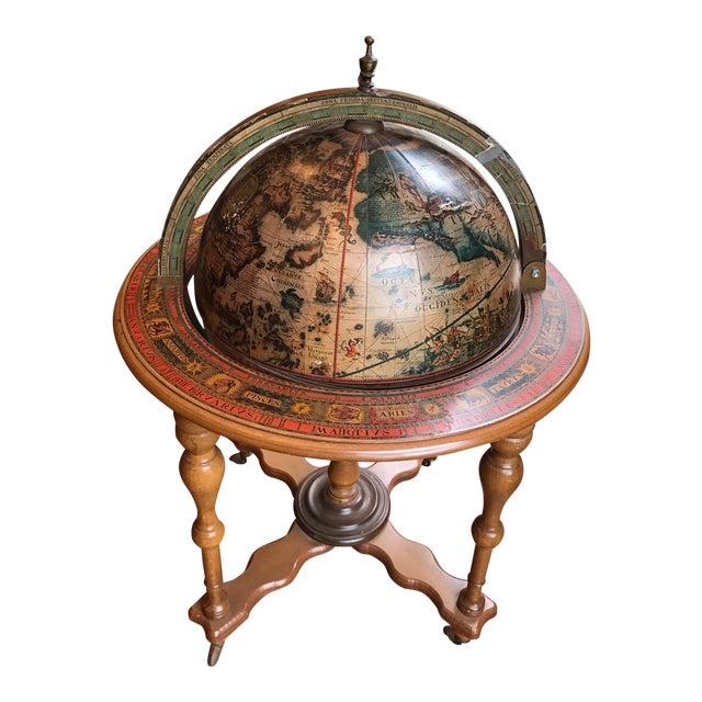 1970s Mid-Century French Globe Bar - Image 1 of 11