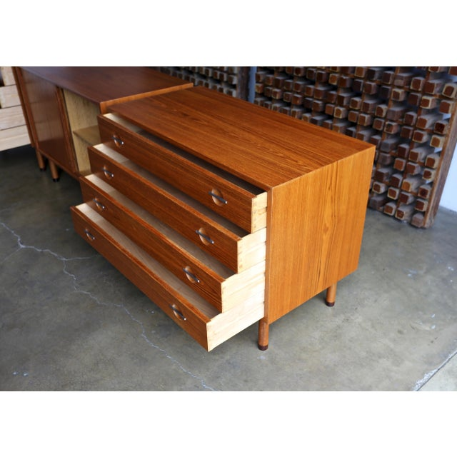 Hans Wegner Chests - Set of 3 For Sale - Image 9 of 13