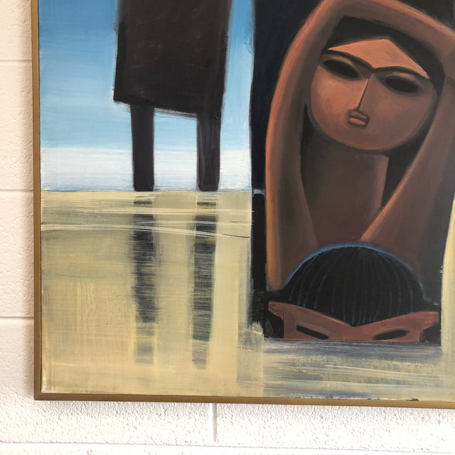6 Bathers by Khoo Sui Hoe For Sale - Image 4 of 13