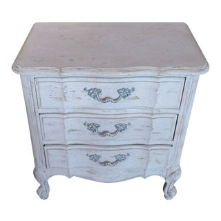 1970s Hand Painted Pine Chest of Drawers For Sale