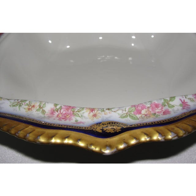 Limoges Display Collector Casserole Covered Dish For Sale - Image 9 of 11