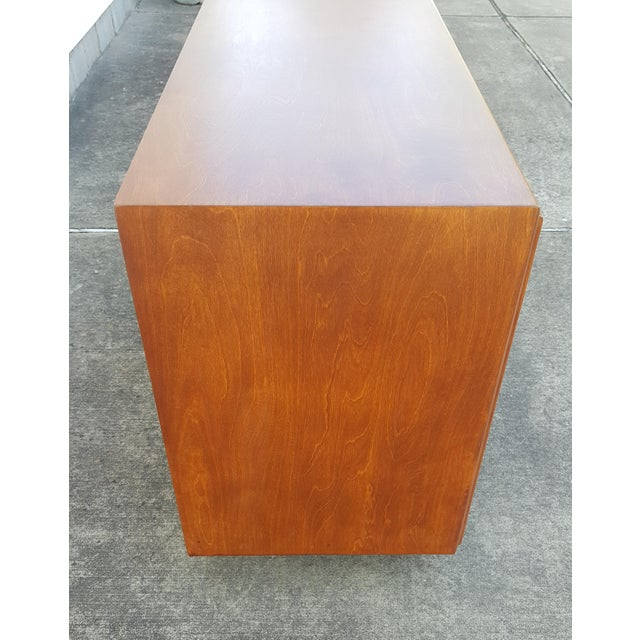 Mid-Century Modern Mid Century Edmond Spence Credenza Cabinet For Sale - Image 3 of 13